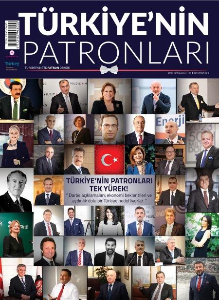 Türkiye'nin Patronları Dergisi