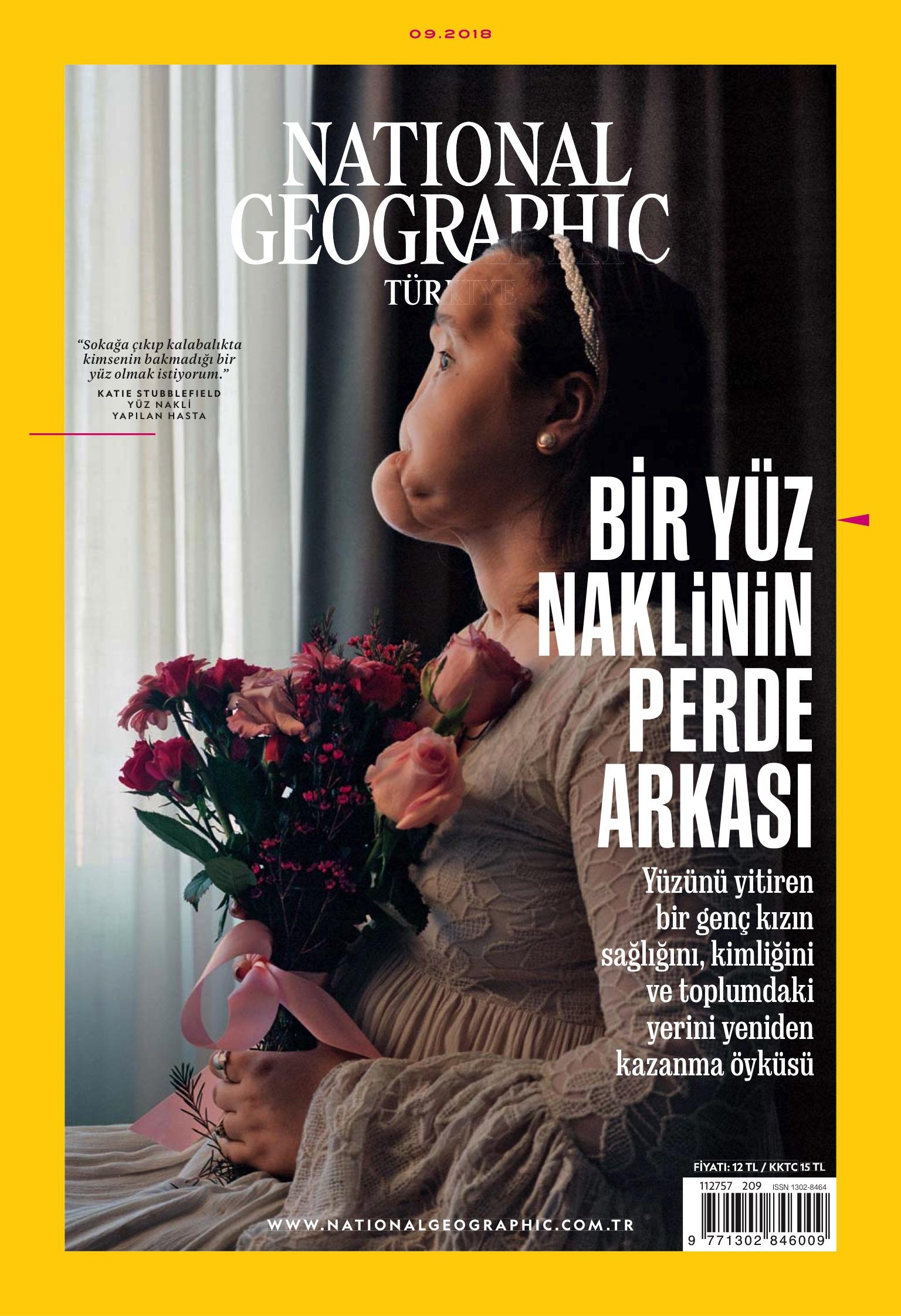 National Geographic Turkiye Eylul 2018 Edergi
