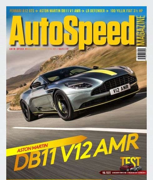 Auto Speed Magazine