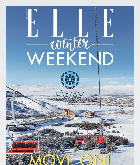 Elle - Winter Weekend