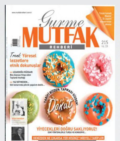 Gurme Mutfak Rehberi Eylül 2013 Edergi