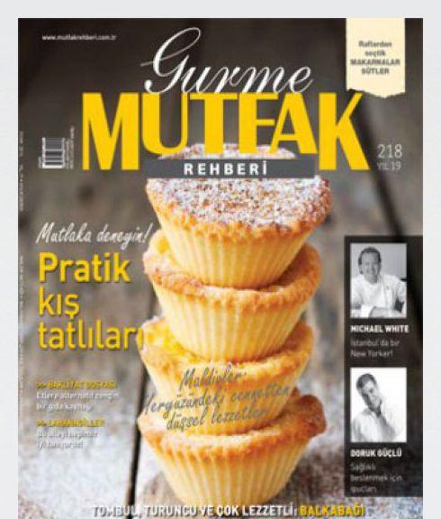 Gurme Mutfak Rehberi Ocak 2014 Edergi