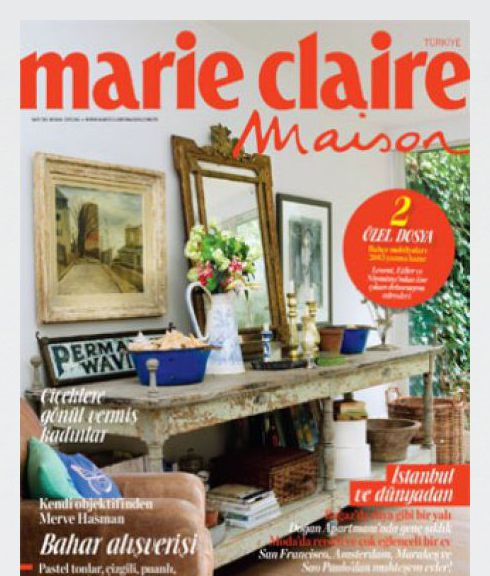 Marie claire maison may s 2018 edergi for Maison marie claire