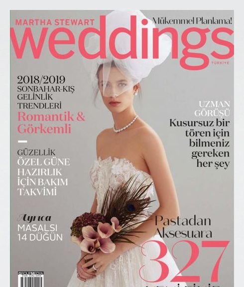 Martha Stewart Weddings Türkiye