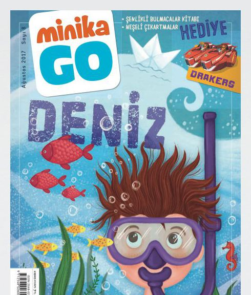 Minika Go Nisan 2017 Edergi