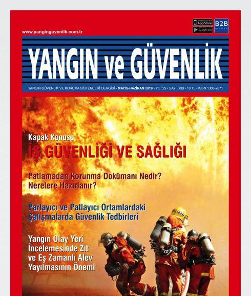 Yangın güvenlik kurallarını gözlemleme