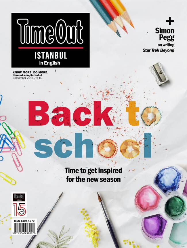78e2a4a67c Time Out Istanbul in English Şubat - Nisan 2017 edergi
