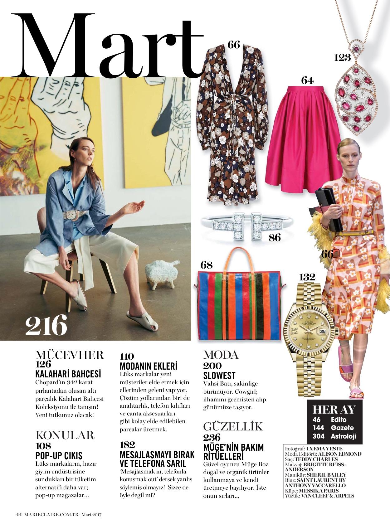 Marie Claire Mart 2017 Sayfa 3 bc42d8987f