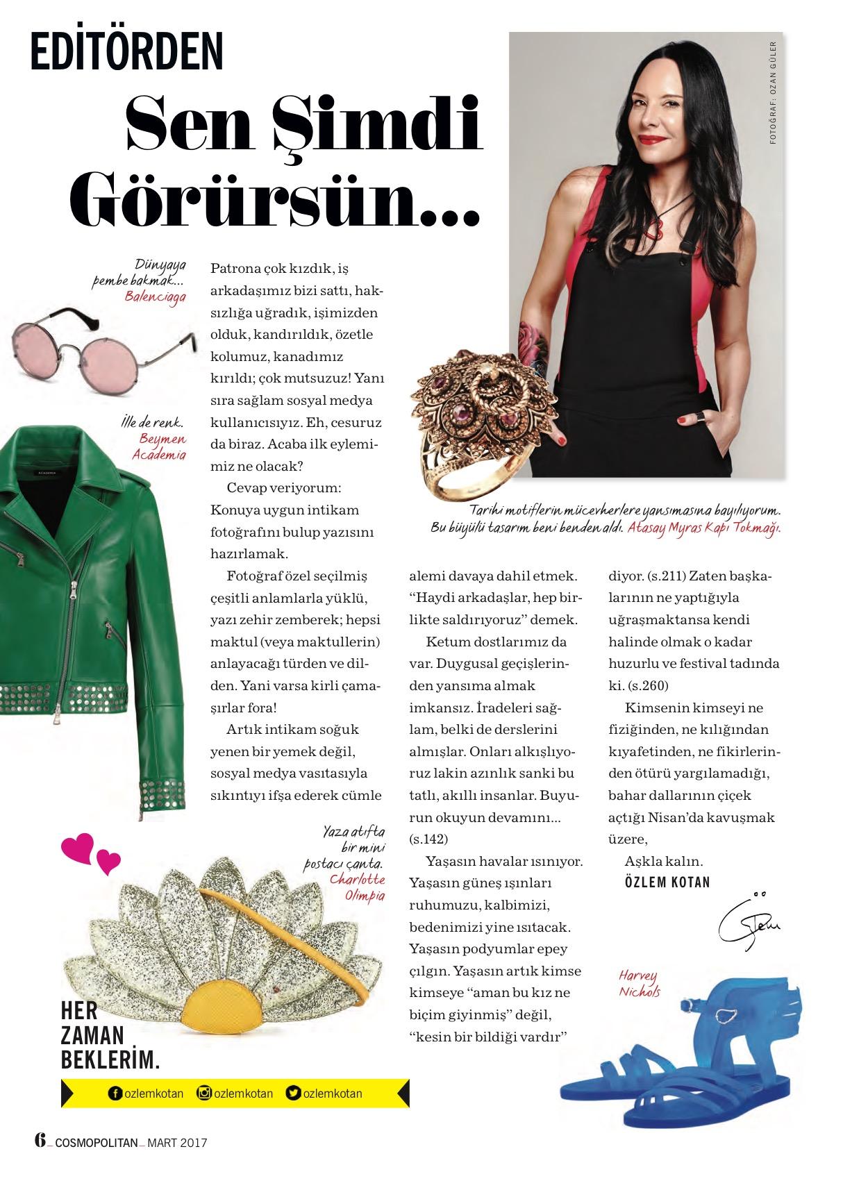 306f11d5937ae Cosmopolitan Mart 2017 Sayfa 6